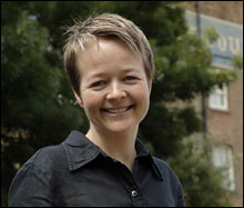 POST TRAUMA: Waters's characters survive the Blitz but are stranded by the peace.