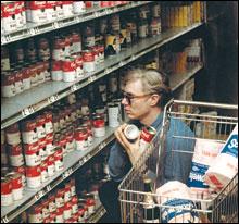 Art? Isn't that a man's name? _Warhol