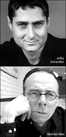 Jeffrey Shandler & Michael Wex