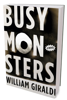 Busy Monsters book cover