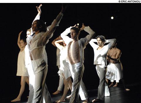 Arnie Zane Dance Company at ICA