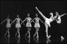 Boston Ballet in Concerto Barocco (1988)