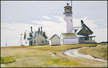 Edward Hopper, Highland Light