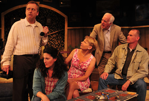 Alan Ayckbourn's Table Manners