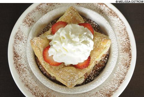 Annabelle's Restaurant - PB cup cookie pot pie