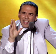 "UNSEXIEST: Gottfried may have been the best at telling the ""Aristocrats"" joke, but we don't want to sleep with him."
