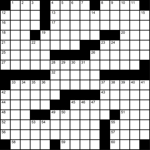 01142011_Crossword