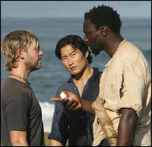 LOST: The labyrinthine story line would merely frustrate if not for a superb cast and character-driven episodes.
