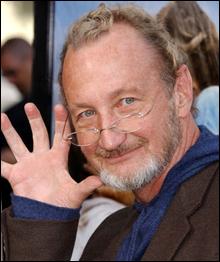 HE MAY LOOK OKAY HERE: But he plays Freddy Krueger