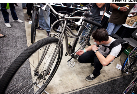 North American Handcrafted Bicycle show recap