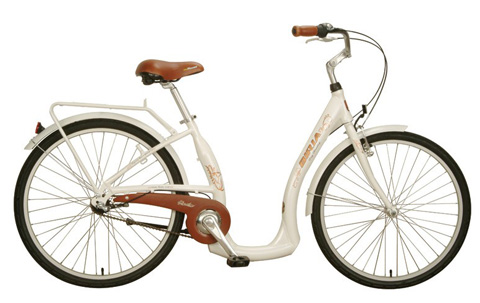 Biria easy boarding cruiser bicycle