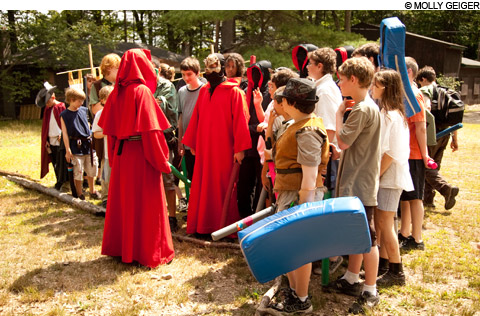 fantasy camp