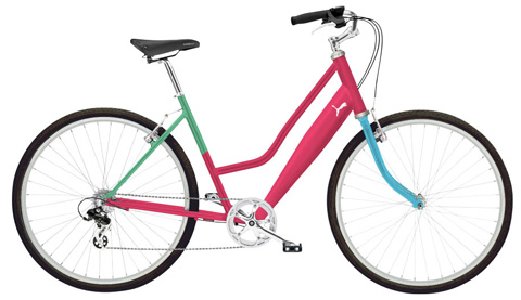 Puma Nevis Lady bicycle