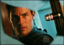 MISSION: IMPOSSIBLE III: Yes, Tom Terrific is back.