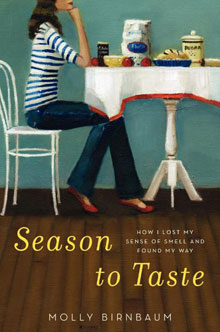 book cover season to taste
