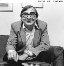 AND #7 IS . . . Claude Chabrol, director of Le beau Serge and Le bonnes femmes.