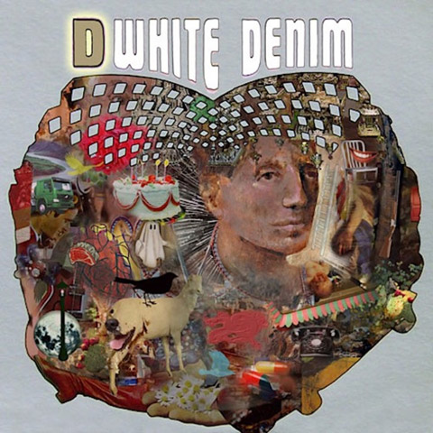 New from White Denim - 'D'