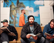 HIPPER THAN THOU: Built To Spill's m.o. hasn't changed - and neither has the quality of their work.