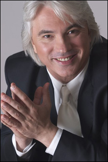 RUSSIAN BLUES: Dmitri Hvorostovsky sings at Jordan Hall on May 13.