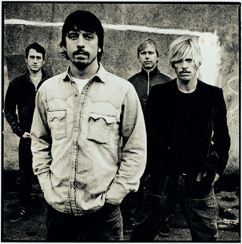 24. The-Foo-Fighters