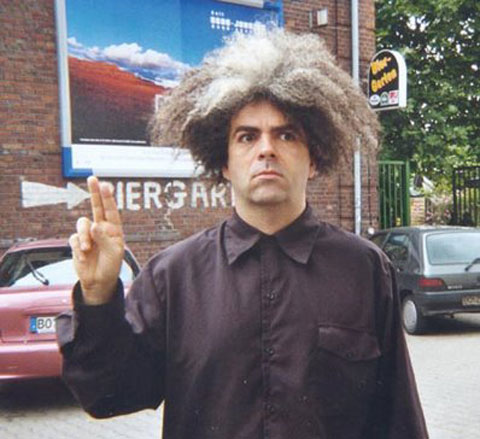 Buzzo from the Melvins
