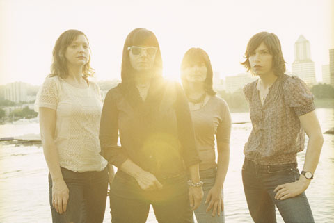 Carrie Brownstein and Wild Flag