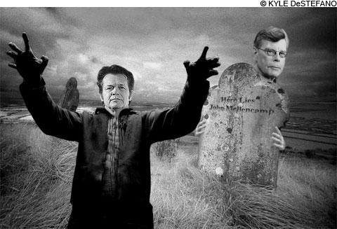 John Mellencamp and Stephen King