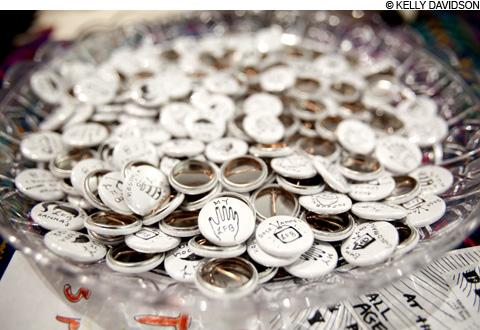 ladyfest buttons