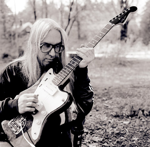 Interview with Dinosaur Jr. Frontman J Mascis