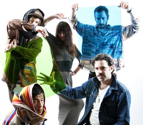 Gang Gang Dance New York
