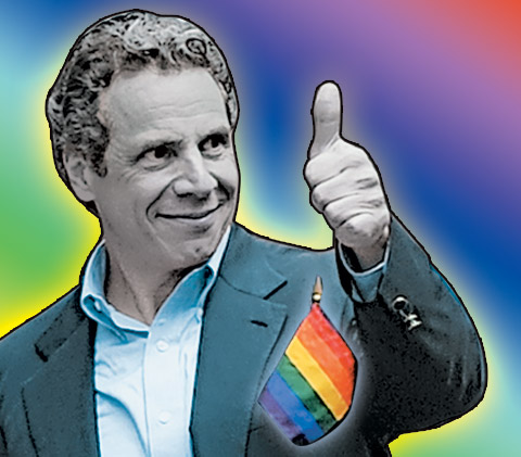 Freedom to marry in NY