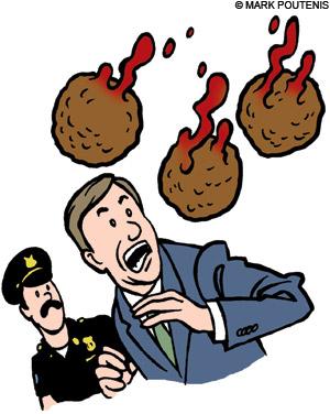 free speech offenders Narragansett and Barrington police