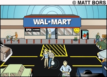 Wal Mart and RFIDs