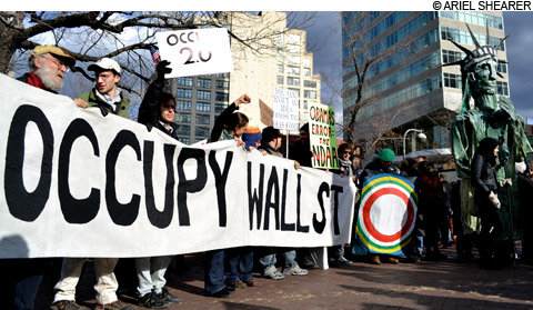 Occupy the future