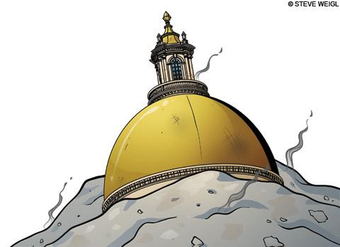 Massachusetts House of Representatives scandal