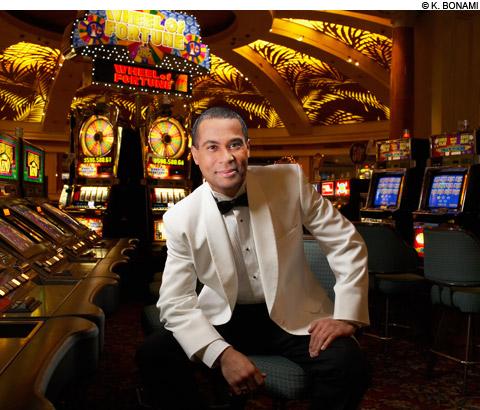 Talking Politics - Deval and Casinos
