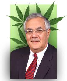 Barney Frank and Marijuana